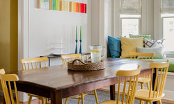 The Melrose Mid Century/Eclectic Home