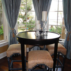 Traditional Dining Room by Tweak Your Space