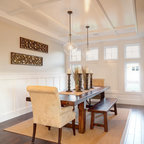 nantucket show home traditional kitchen vancouver  axiom luxury homes