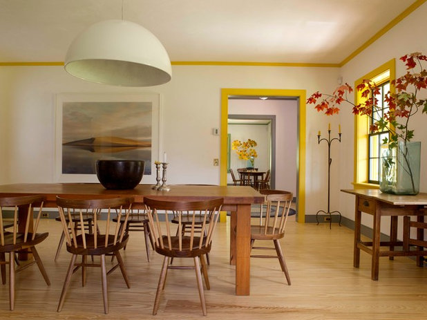 Farmhouse Dining Room by Hendricks Churchill