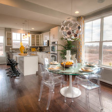 Modern Dining Room by Wormald Homes at Monocacy Park