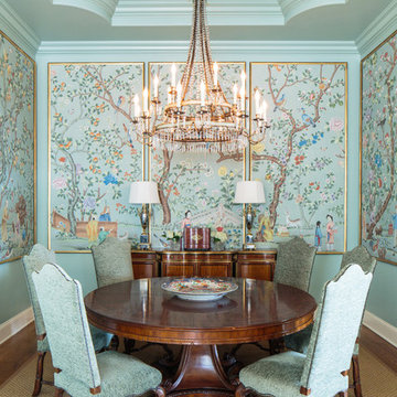 The Pecks // Knoxville, TN for Todd Richesin Interiors