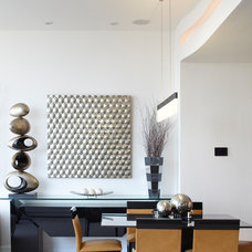 Contemporary Dining Room by Bromley Caldari Architects PC