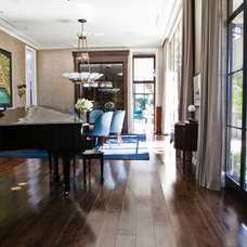 Traditional Dining Room by Boardbrokers, Inc