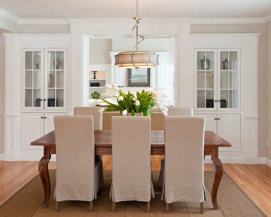 Dining Room Builtins Houzz