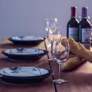 Idee per una sala da pranzo nordica