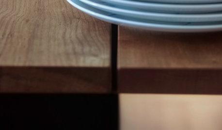 Så sköter du träytorna i kök och badrum