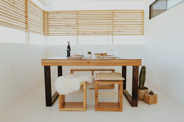 Contemporary Dining Room by We Are In Our Element