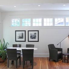 Modern Dining Room by Pittam Associates, Inc.