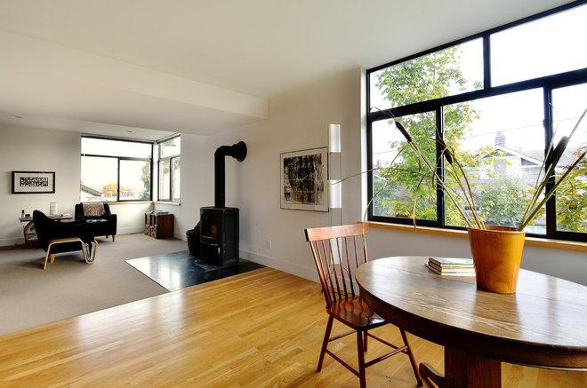 Modern Living Room by Studio Ectypos