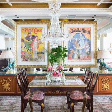 The Tibbals // Sarasota, FL for Todd Richesin Interiors