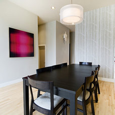 Contemporary Dining Room by Fifth Element Homes