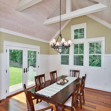The Veranda Home Dining Room