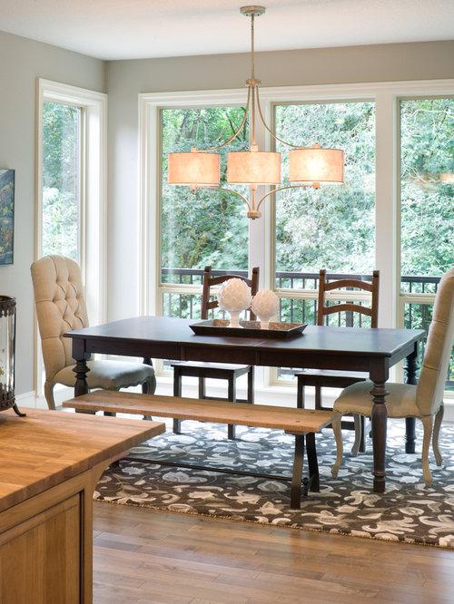 kitchen table chandelier