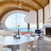 Houzz Tour: Iconic Wavy Wood Home Opens Up