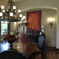 Traditional Dining Room by The Design Firm