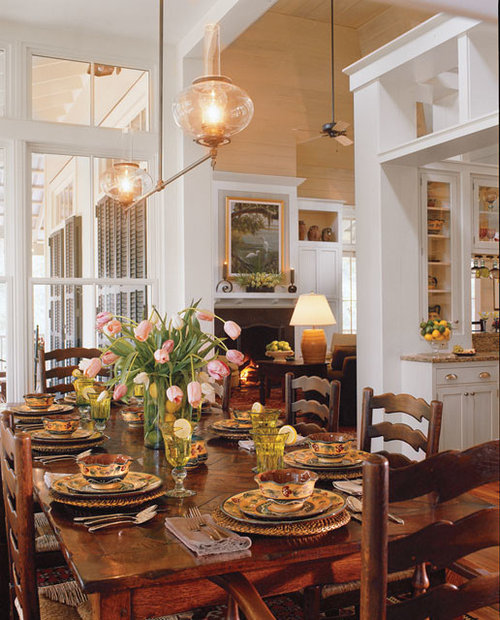 Southern Living Living Rooms: Tideland Haven Southern Living Home Design Ideas, Pictures