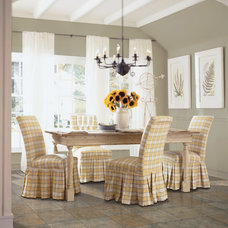 Traditional Dining Room by Buy It Here Flooring and More!!