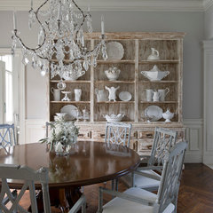 traditional dining room by YAWN design studio, inc. FL IB 26000604