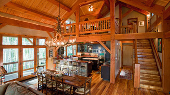 Timber Frame in the Mountains