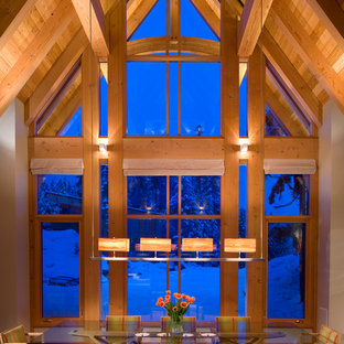 Timberframe Mountain Home - Whistler, BC