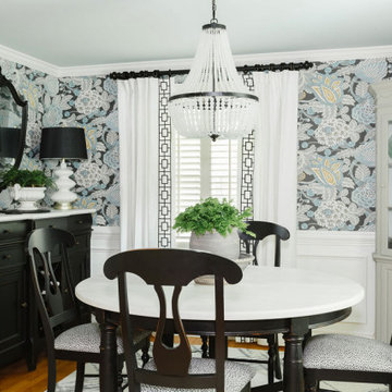 Timeless Dining Room