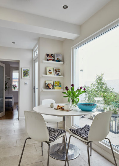 Scandinavo Sala da Pranzo by houseology