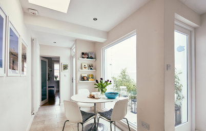 Houzz Tour: A Small Dublin Home Feels Bigger and Brighter Now