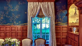 Tobias Oliver Interiors - Victorian Manor
