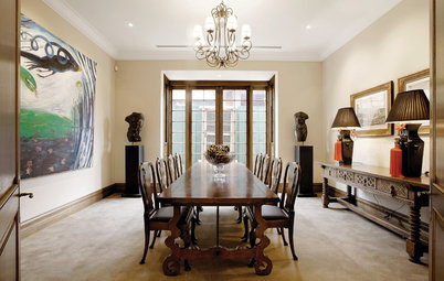 Expert Opinion: Does Antique Furniture Belong in Modern Homes?