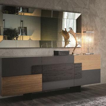 Torino Sideboard 3-Door by Cattelan Italia - $3,525.00