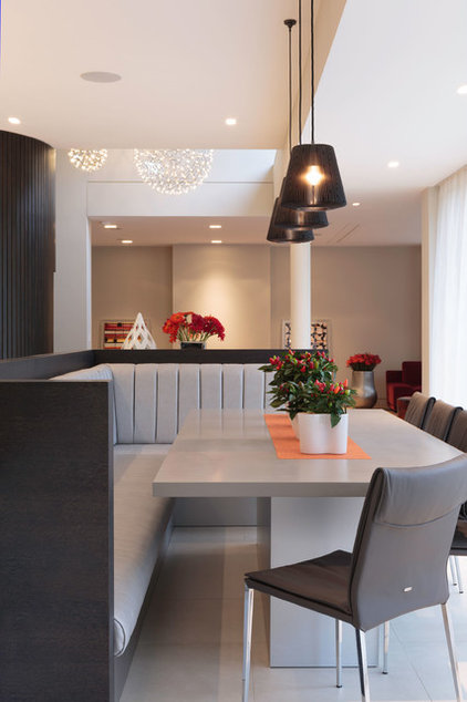 Coolly Modern Formal Dining Room Sets To Consider Getting: Dining Rooms: 10 Ways To Spruce Up Your Dining Space