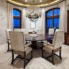 Traditional Dining Room by Wright Interiors, Allied ASID