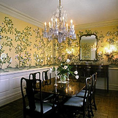 traditional dining room by Tobin + Parnes Design Enterprises