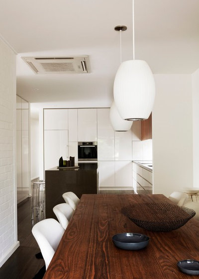 Houzz Tour A Melbourne Gem Harnesses Feng Shui