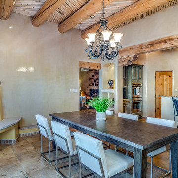 Traditional Aldea Southwestern House