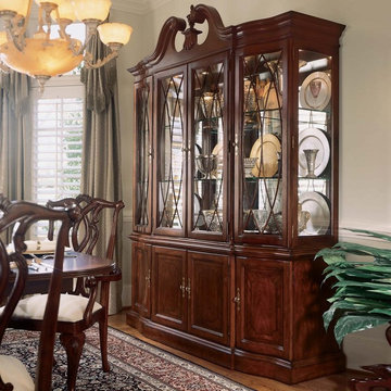 Traditional & Timeless Design -- Dining Room