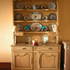 Traditional Dining Room by The French Tradition