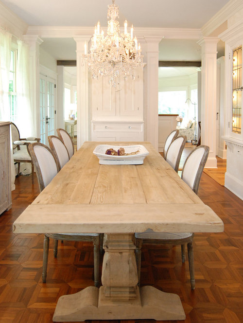Best french provincial dining table design ideas remodel for Best dining rooms houzz