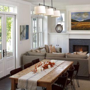 Use A Sectional Sofa To Divide A Room Ideas Photos Houzz