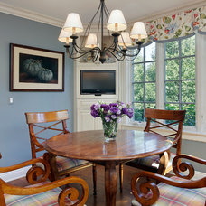 Traditional Dining Room by Avenue Interiors