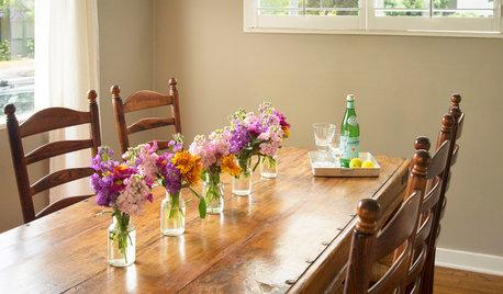花をより美しく見せる、花と花瓶のコーディネートのコツ