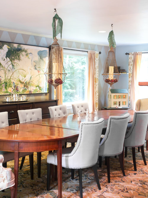 Oval Dining Room Table Ideas, Pictures, Remodel And Decor