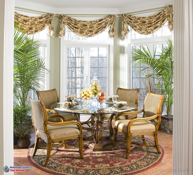 Window Treatment For Dining Room: Window Valances For Every Style