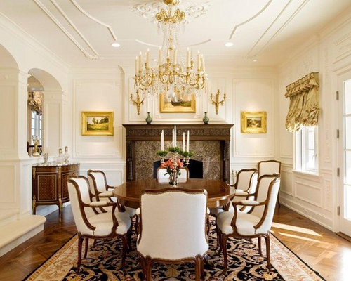 Default Houzz Image Save Photo Traditional Dining Room