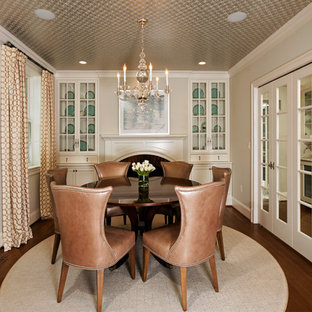 Inspiration for a timeless dining room remodel in DC Metro