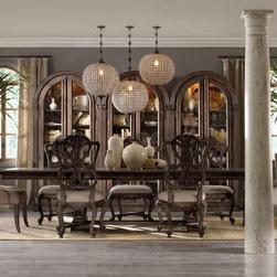 Dining rooms - Hooker Furniture, Lara Breuche, Everafter Furniture