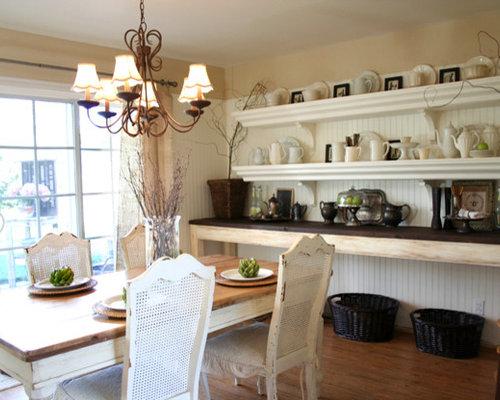 Coffee Bar Ideas Kitchen Open Shelving