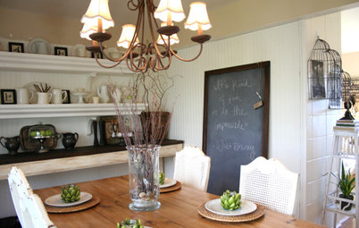 Twelve Creative Ways To Decorate With Message Boards