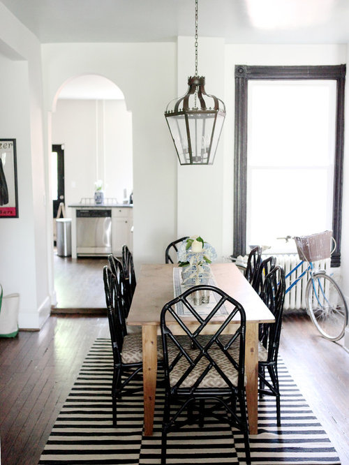 Best black dining chairs design ideas remodel pictures for Traditional black dining room sets
